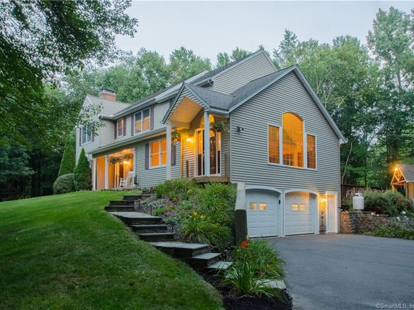 4 bed 3 bath Single Family at 6 HIDDEN HILL RD NEW HARTFORD, CT, 06057 is for sale at 390k - 1 of 30