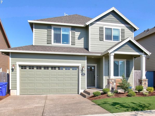 4 bed 3 bath Single Family at 14617 Blue Blossom Way Oregon City, OR, 97045 is for sale at 415k - 1 of 32
