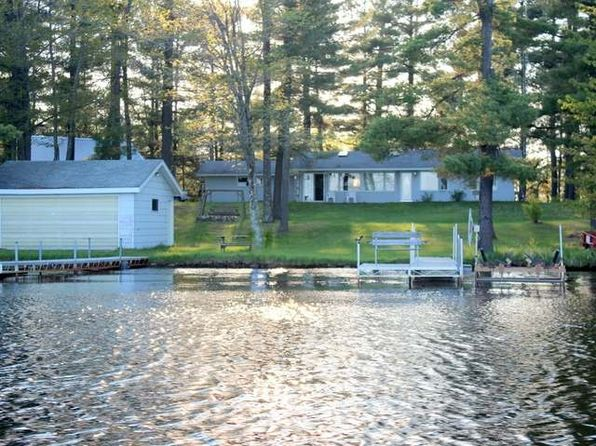 3 bed 1 bath Single Family at 7450 Hwy 45 Three Lakes, WI, 54562 is for sale at 272k - 1 of 15