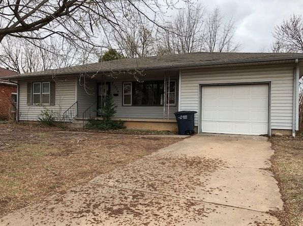 2 bed 1 bath Single Family at 1726 N Monroe St Enid, OK, 73701 is for sale at 56k - google static map
