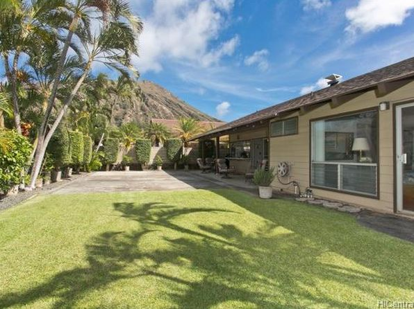 3 bed 2 bath Single Family at 7182 Koamano St Honolulu, HI, 96825 is for sale at 1.05m - 1 of 14