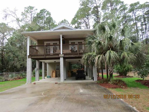 2 bed 2 bath Single Family at 62 MISSISSIPPI AVE PANACEA, FL, 32346 is for sale at 165k - 1 of 34