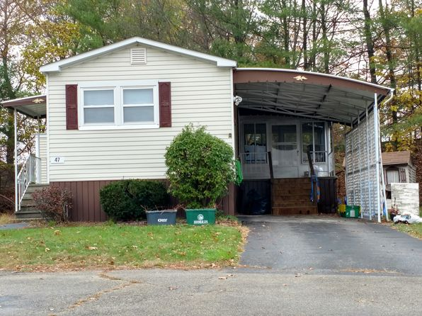 3 bed 2 bath Mobile / Manufactured at 47 Holly Hill Ln Marlborough, MA, 01752 is for sale at 70k - 1 of 5