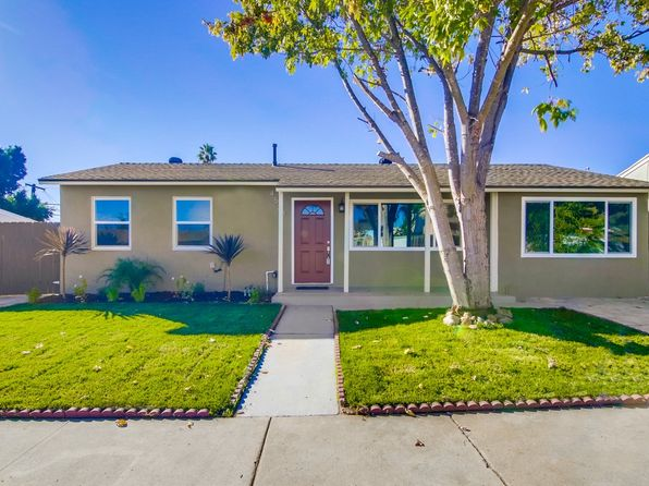 3 bed 2 bath Single Family at 4538 Cochise Way San Diego, CA, 92117 is for sale at 689k - 1 of 45