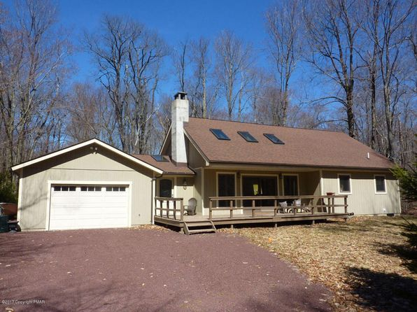 4 bed 3 bath Single Family at 2141 Blue Ox Rd Pocono Pines, PA, 18350 is for sale at 309k - 1 of 43