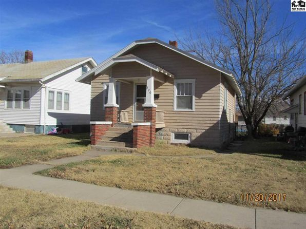 1 bed 2 bath Single Family at 320 Champa St Pratt, KS, 67124 is for sale at 26k - 1 of 21