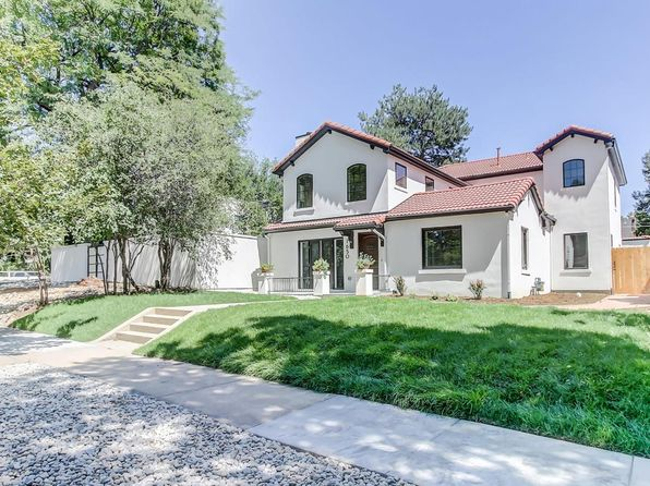 6 bed 4 bath Single Family at 1650 Elm St Denver, CO, 80220 is for sale at 1.45m - 1 of 35