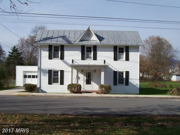 4 bed 2 bath Single Family at 108 Clay St Moorefield, WV, 26836 is for sale at 135k - 1 of 26