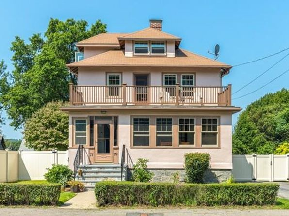 3 bed 2 bath Multi Family at 77-79 Common St Quincy, MA, 02169 is for sale at 625k - 1 of 30
