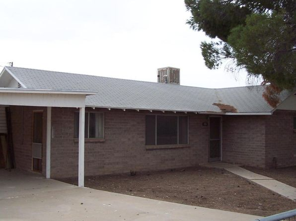 2 bed 1 bath Single Family at 131 S 1st Ave Willcox, AZ, 85643 is for sale at 52k - 1 of 15