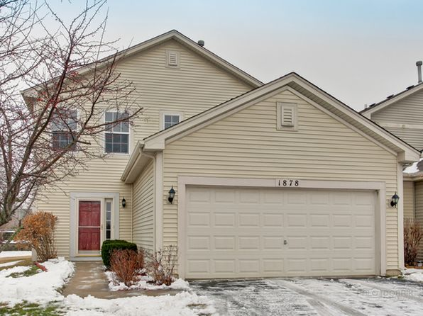 2 bed 3 bath Condo at 1878 S Mark Ln Round Lake, IL, 60073 is for sale at 160k - 1 of 30