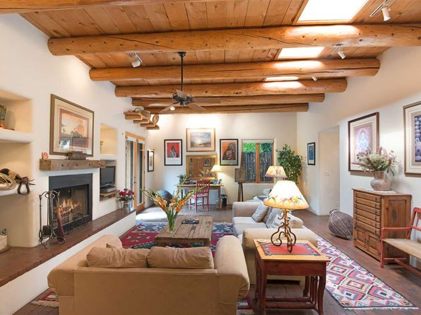 2 bed 2 bath Single Family at 546 Canyon Rd Santa Fe, NM, 87501 is for sale at 1.20m - 1 of 30