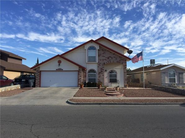 3 bed 2 bath Single Family at 11968 Castle Woods Dr El Paso, TX, 79936 is for sale at 127k - 1 of 9
