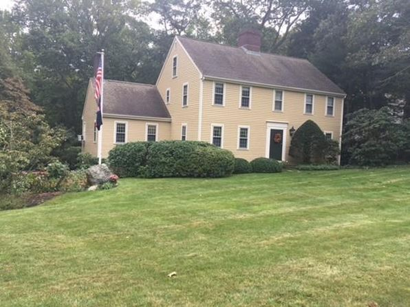 4 bed 3 bath Single Family at 60 Lantern Ln Cohasset, MA, 02025 is for sale at 850k - 1 of 22