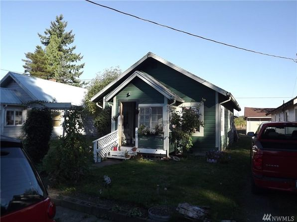 2 bed 1 bath Single Family at 1218 S Tower Ave Centralia, WA, 98531 is for sale at 60k - 1 of 6
