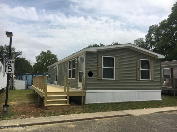 2 bed 2 bath Mobile / Manufactured at 51 Compass Rd Keansburg, NJ, 07734 is for sale at 95k - 1 of 6