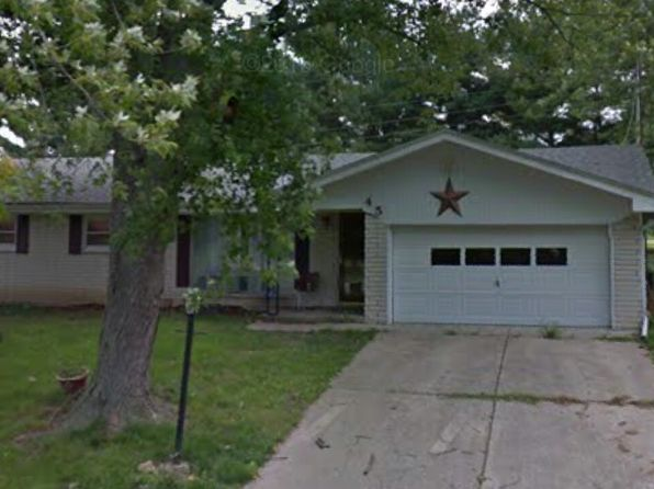 3 bed 2 bath Single Family at 45 BIRCH DR CHATHAM, IL, 62629 is for sale at 125k - google static map