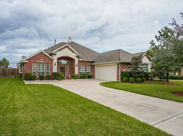 4 bed 3 bath Single Family at 2523 COPPER FIELDS DR ROSHARON, TX, 77583 is for sale at 275k - 1 of 31