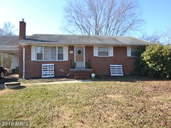 4 bed 2 bath Single Family at 10506 Woodland Dr Fredericksburg, VA, 22407 is for sale at 165k - google static map