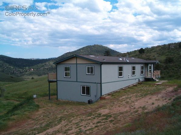 4 bed 3 bath Single Family at 1223 Happy Jack Rd Livermore, CO, 80536 is for sale at 365k - 1 of 57