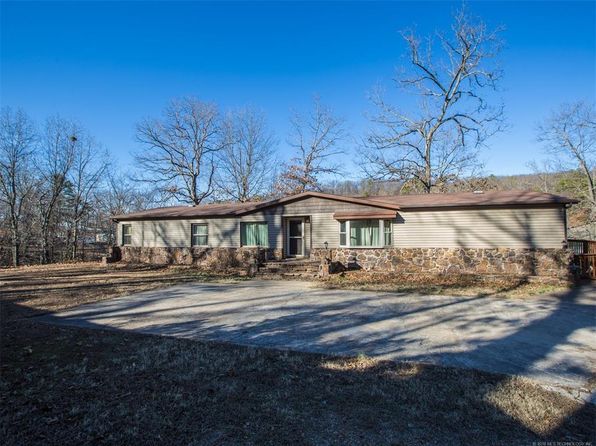 4 bed 3 bath Single Family at 326 Private Road 047 Rd Eucha, OK, 74342 is for sale at 305k - 1 of 36