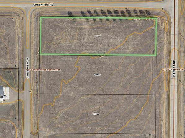 null bed null bath Vacant Land at 11811 Creek Top Rd Bismarck, ND, 58504 is for sale at 65k - 1 of 2