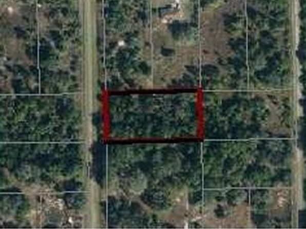 null bed null bath Vacant Land at 275 N BRIDA ST CLEWISTON, FL, 33440 is for sale at 13k - google static map