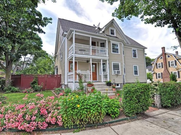 5 bed 3 bath Multi Family at 455-457 Granite St Quincy, MA, 02169 is for sale at 775k - 1 of 24