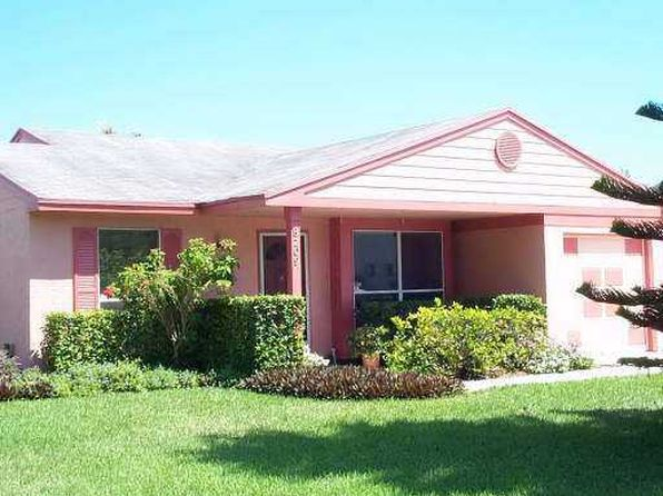 2 bed 2 bath Single Family at 8209 SCENIC TURN BOCA RATON, FL, 33433 is for sale at 215k - google static map