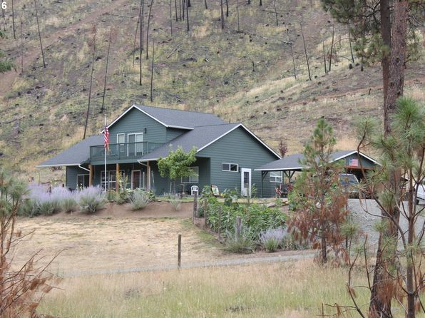 3 bed 2 bath Single Family at 23116 Corral Gulch Rd Canyon City, OR, 97820 is for sale at 315k - 1 of 32