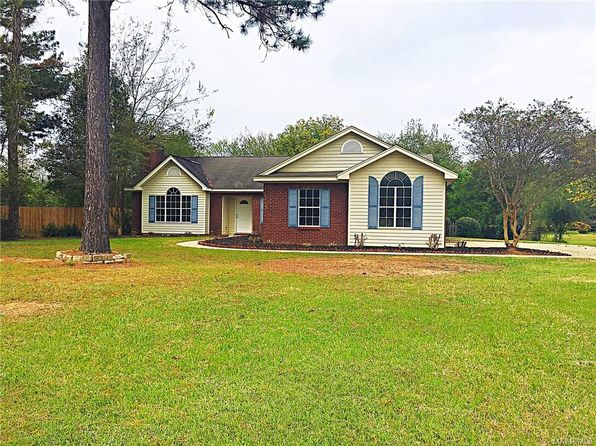 3 bed 2 bath Single Family at 94 STONE RIVER LOOP WETUMPKA, AL, 36092 is for sale at 165k - 1 of 22