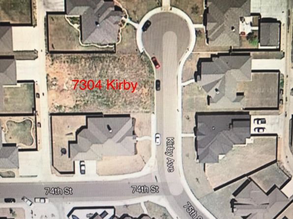 null bed null bath Vacant Land at 7304 Kirby Ave Lubbock, TX, 79424 is for sale at 59k - google static map