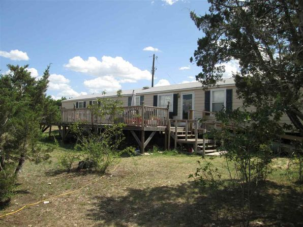 2 bed 2 bath Mobile / Manufactured at 455 County Road 112 Burnet, TX, 78611 is for sale at 90k - 1 of 20