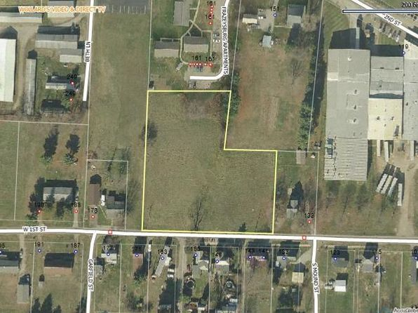 null bed null bath Vacant Land at 0 1st Frazeysburg, OH, 43822 is for sale at 40k - google static map