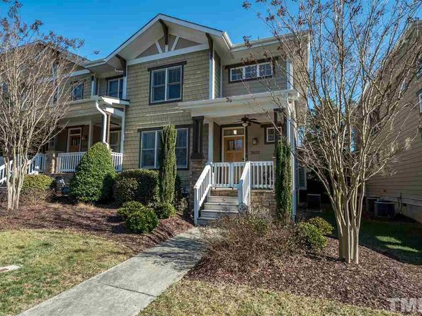 3 bed 3 bath Townhouse at 3831 SW Durham Dr Durham, NC, 27707 is for sale at 335k - 1 of 25