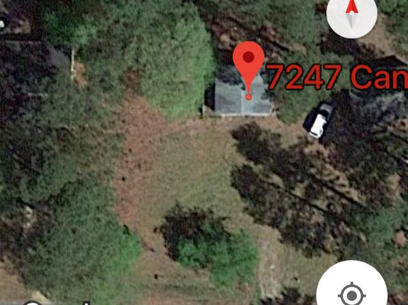 null bed null bath Vacant Land at 7247 CANAL ST LANEXA, VA, 23089 is for sale at 55k - google static map