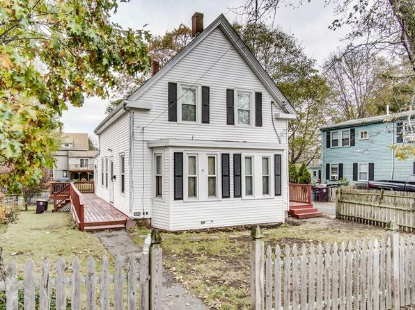 4 bed 2 bath Multi Family at 69-71 Cedar St Weymouth, MA, 02189 is for sale at 439k - 1 of 22
