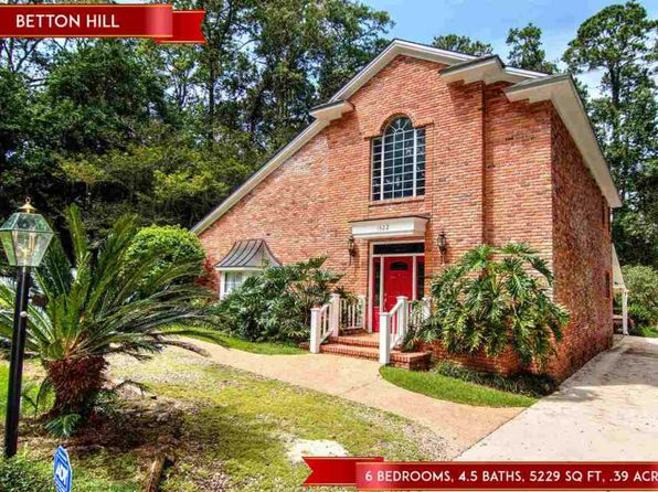 6 bed 5 bath Single Family at 1522 Belleau Wood Dr Tallahassee, FL, 32308 is for sale at 425k - 1 of 36