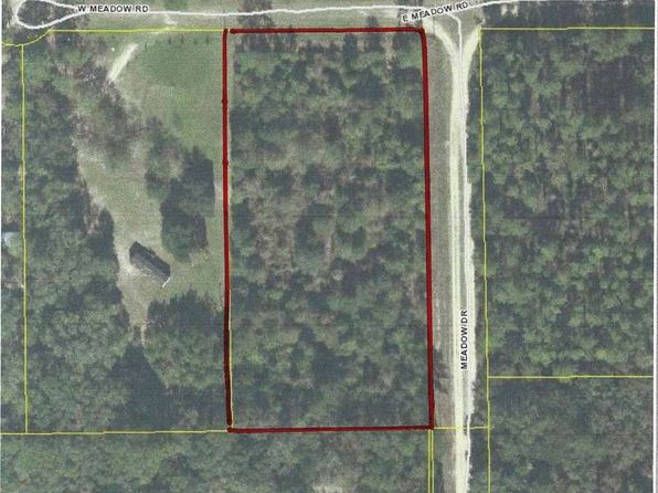 null bed null bath Vacant Land at  Tbd Meadow Dr Monticello, FL, 32344 is for sale at 11k - google static map