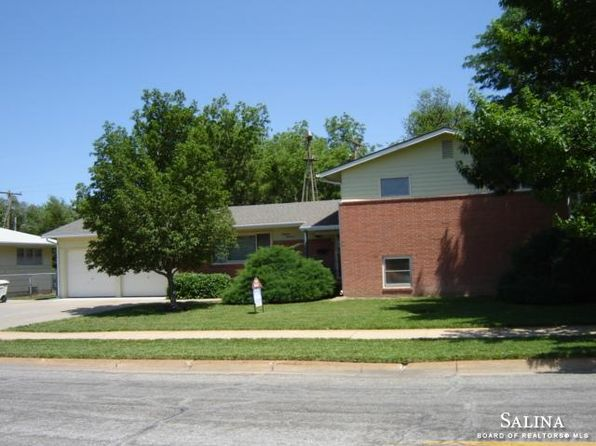 3 bed 3 bath Single Family at 1819 Quincy St Salina, KS, 67401 is for sale at 160k - 1 of 30