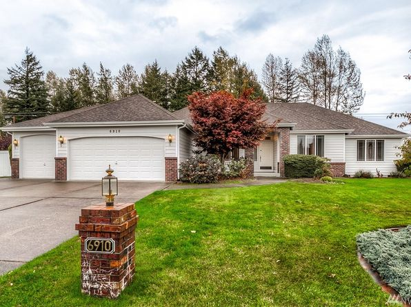 3 bed 3 bath Single Family at 6910 227th Street Ct E Spanaway, WA, 98387 is for sale at 390k - 1 of 22