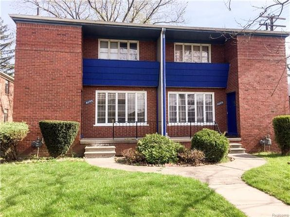 null bed 3 bath Apartment at 4099 W Buena Vista St Detroit, MI, 48238 is for sale at 40k - 1 of 21
