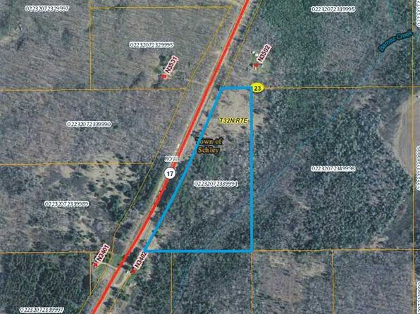null bed null bath Vacant Land at  State Hwy Gleason, WI, 54452 is for sale at 50k - google static map