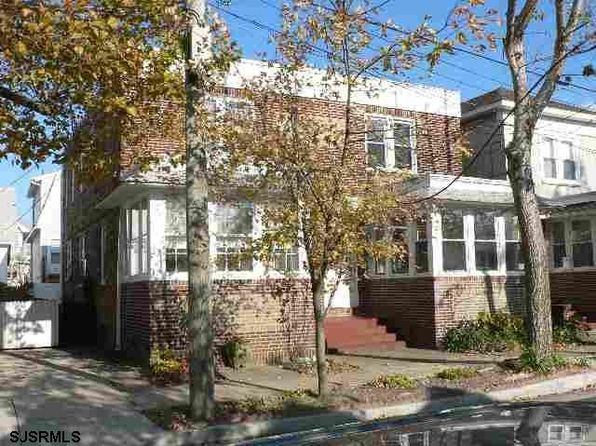 3 bed 2 bath Single Family at 105 N Princeton Ave Ventnor City, NJ, 08406 is for sale at 135k - google static map
