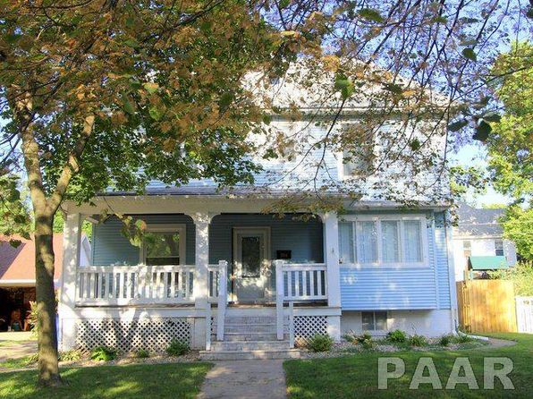 3 bed 2 bath Single Family at 1014 Bacon St Pekin, IL, 61554 is for sale at 78k - 1 of 23