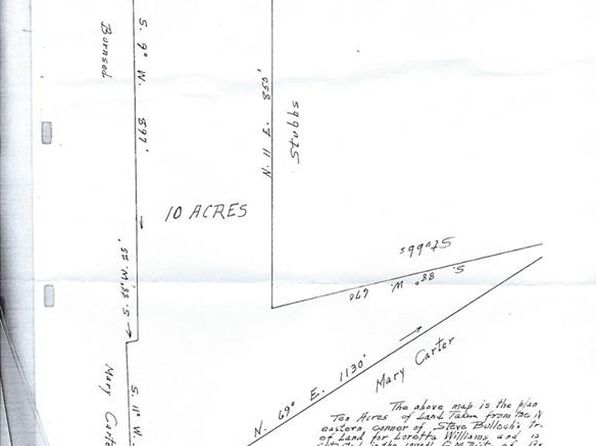 null bed null bath Vacant Land at 161 Morgan Rd Pembroke, GA, 31321 is for sale at 53k - google static map