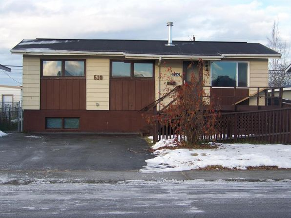 3 bed 2 bath Single Family at 510 Flower St Anchorage, AK, 99508 is for sale at 175k - 1 of 28