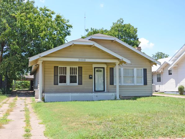4 bed 2 bath Single Family at 2010 Arthur St Wichita Falls, TX, 76309 is for sale at 95k - 1 of 44