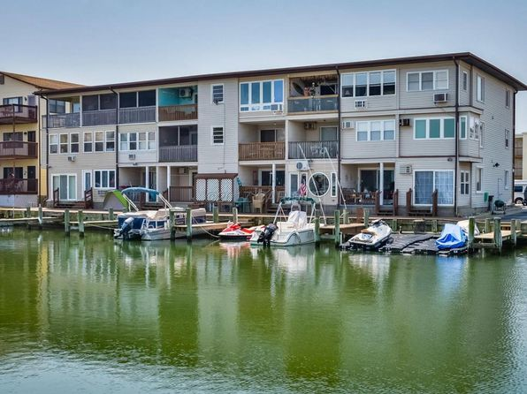 1 bed 1 bath Condo at 504 Robin Dr Ocean City, MD, 21842 is for sale at 140k - 1 of 27