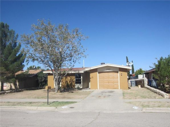 3 bed 2 bath Single Family at 11325 LAKE OZARKS DR EL PASO, TX, 79936 is for sale at 107k - 1 of 17